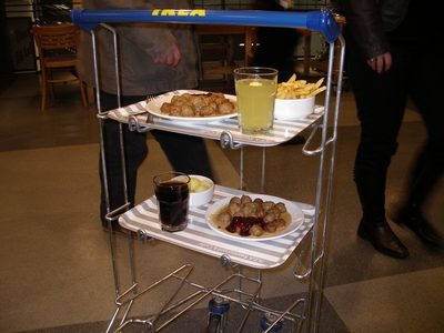 Ikea Tablettwagen